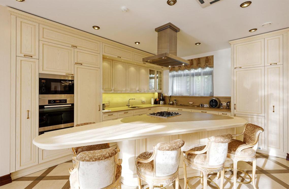 Realizacje Studio Kuchni de, kuchnie na wymiar po montażu   -> Kuchnia Klasyczna Ceny